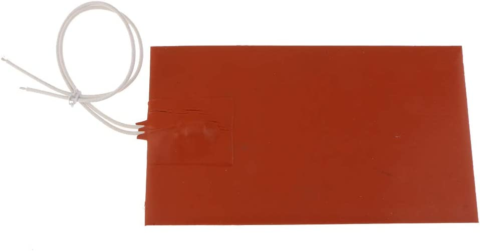 Shiwaki 9x5 12//24V DC RV Camper Water Tank Heater Pad With Automatic Thermostat