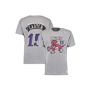 eae7a0f9 Mitchell & Ness - T-Shirt NBA Vince Carter Toronto Raptors Mitchell & ness  name