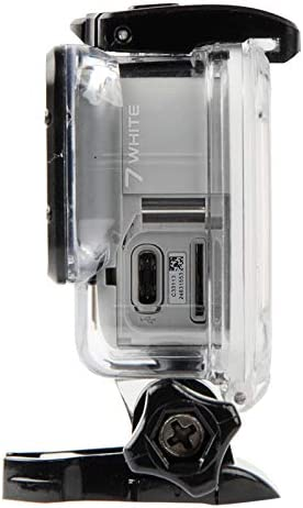 Touch Back Cover for GoPro Hero 7 Underwater Protective Cage YINZHI Housing Case GP452 Waterproof Case