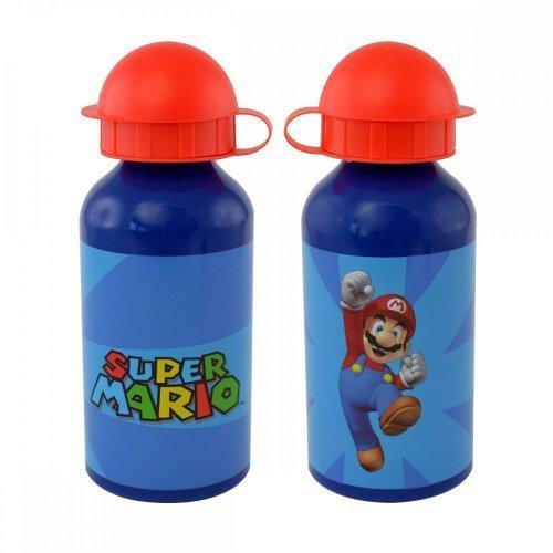 Nintendo Pink Sumo Super Mario Aluminium Drink Bottle