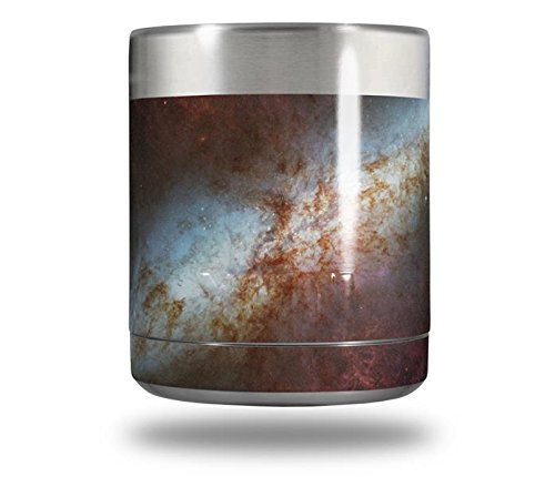 Skin Decal Wrap for Yeti Rambler Lowball - Hubble Images - Starburst Galaxy by WraptorSkinz