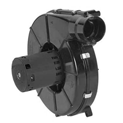 "Fasco A170 3.3"" Frame Shaded Pole OEM Replacement Specific Purpose Blower with Ball Bearing, 1/25HP, 3400rpm, 115V, 60Hz, 2.3 amps from Fasco"