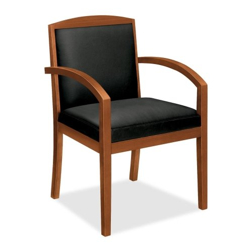 BSXVL853HSP11 - Basyx by HON VL853 Wood Guest Chair With Upholstered Back