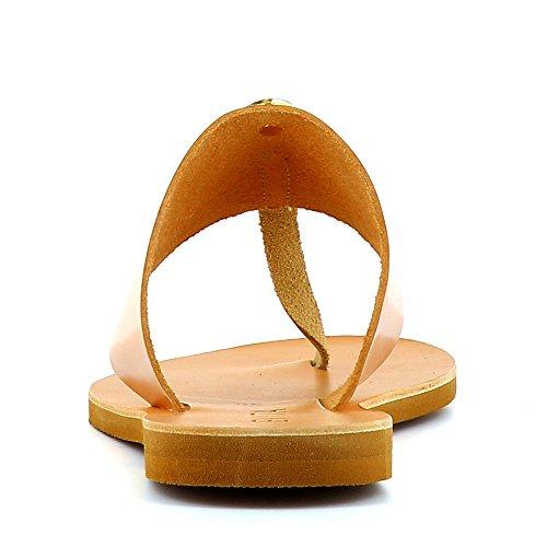 Evita Shoes Greta - Sandalias de vestir de Piel para mujer altrosa