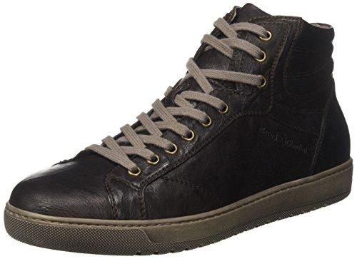 Nero Giardini A705350u, Sneaker a Collo Alto Uomo Marrone (Royal Moro)