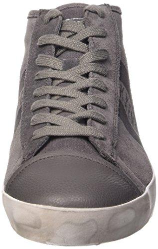 Bikkembergs Twentyfive 139 M.Shoe M Suede - Zapatillas para hombre Grey