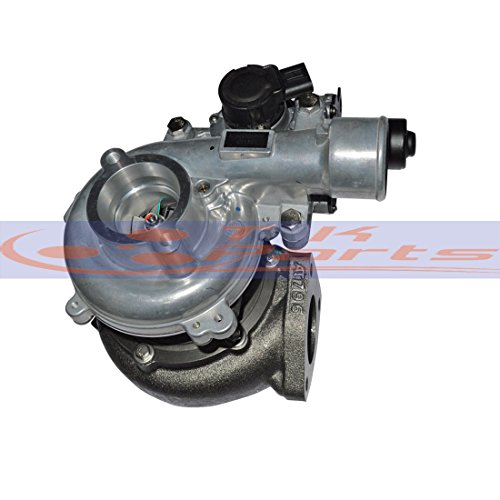 TKParts New CT16V 17201-OL040 17201-30110 electric actuator Turbo Charger For TOYOTA HI-LUX Landcruiser D4D 2005- 1KD 1KD-FTV 3.0L