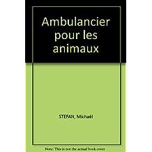Ambulancier pour les animaux
