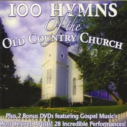 100 Hymns of the Old Country Church by Mansion Entertainment