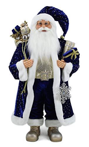 blue santa - 5
