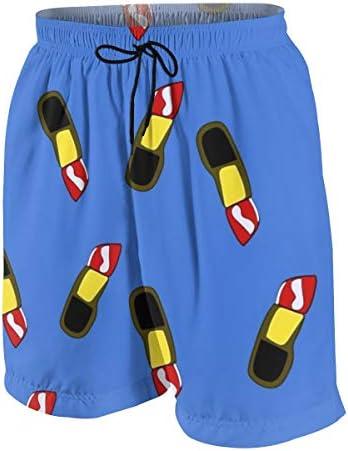 キッズ ビーチパンツ 口紅 スマート サーフパンツ 海パン 水着 海水パンツ ショートパンツ サーフトランクス スポーツパンツ ジュニア 半ズボン ファッション 人気 おしゃれ 子供 青少年 ボーイズ 水陸両用
