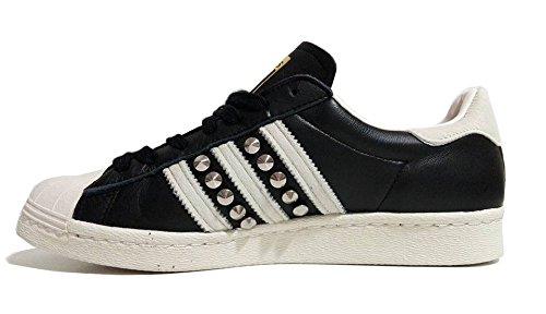 Adidas Superstar borchiate personalizzate 80S BB2232 ( prodotto artigianale )