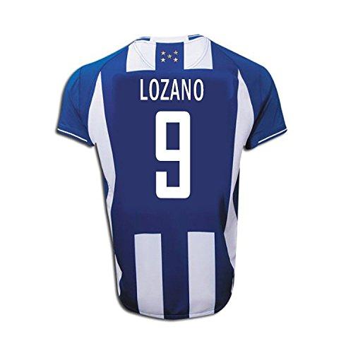 参加するもっともらしい寄付Joma Lozano #9 Honduras Away Soccer Jersey -Youth/サッカーユニフォーム ホンジュラス アウェイ用 ロサノ 背番号9 ジュニア向け