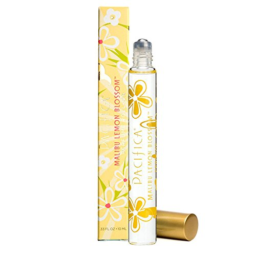 Pacifica Beauty Perfume Roll-on, Malibu Lemon Blossom