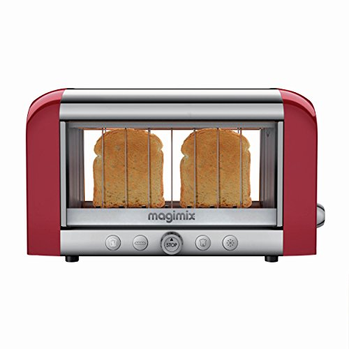Magimix Vision Toaster (Red)