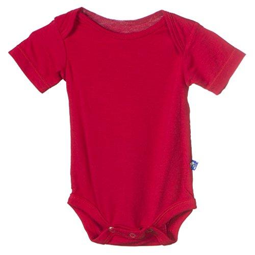 KicKee Pants Short Sleeve Bodysuit Little Boys, Balloon, 18-24 Months