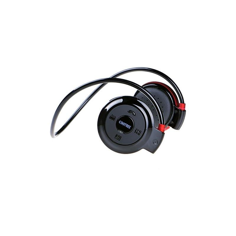 Cootree Wireless Bluetooth Headphone Spo