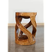 Haussmann SRWBT Circular Twist End Table