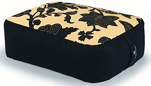 Hugger Mugger Zen Pillow, Caramel