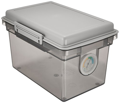Royalty Dry Box 8l Capacity Gray Db-8l-n