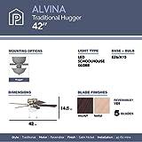 Prominence Home 80029-01 Alvina Led Globe Light
