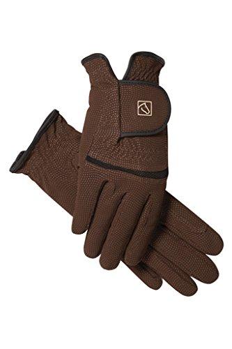 Digital Riding Gloves (SSG Digital Riding Gloves Style 2100 - White 7)