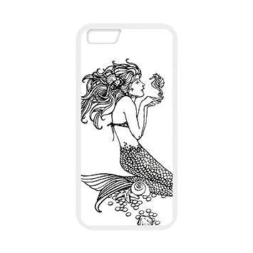 coque iphone 6 mermaid