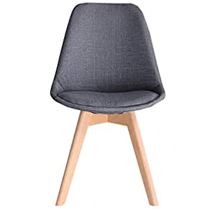 Amazon.com: TAO Solid Wood Seat Leisure Stool Lazy Sofa Home ...