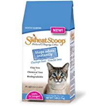 sWheat Scoop Lightly Scented All-Natural Litter for Pets, 7-Pound