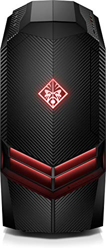 HP OMEN 880-570ng 8th gen Intel® Core i7 i7-8700K 16 GB DDR4-SDRAM 2512 GB HDD+SSD Tower Black PC Windows 10 Home OMEN…
