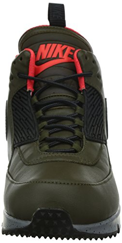 Sneakerboot Black Crimson Air brght 90 Uomo Scarpe Nike Wntr Dark Sportive Max Loden tZUw7qv