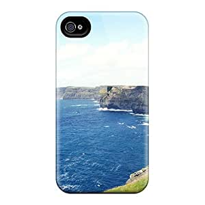 Case Cover Cliffs Of Moher/ Fashionable Case For Iphone 4/4s
