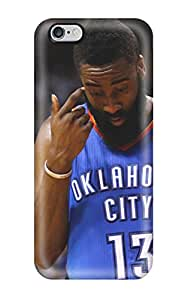 oklahoma city thunder basketball nba NBA Sports & Colleges colorful iPhone 6 Plus cases 1124760K738461530