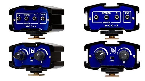 Beachtek MCC-2 Compact Audio Adapter ()