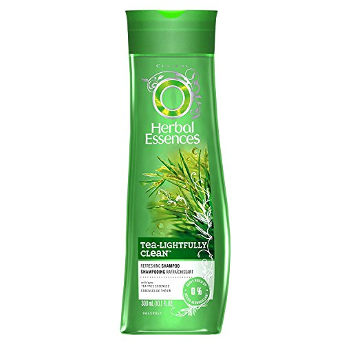 Clean Shampoo (Herbal Essences Tea-Lightfully Clean Refreshing Shampoo 10.1 FL OZ)