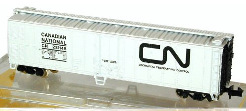 """N Scale ATLAS 50 Foot Mechanical Reefer Box Car """"Canadian for sale  Delivered anywhere in USA"""