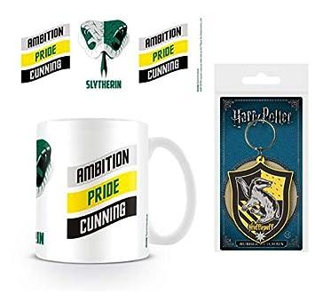 Set: Harry Potter, Slytherin, Orgullo, Ambición, Astucia ...