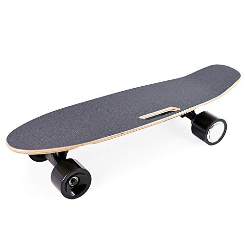 CHAI Skateboard Electric USB Charging Maple Alloy Bracket Longboard Scooter
