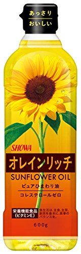 Showa oleic rich 600g by Showa Sangyo Co., Ltd.