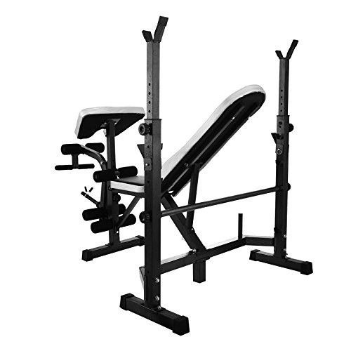 Mophorn Weight Bench Multi Function Weight Benches 660 Lbs