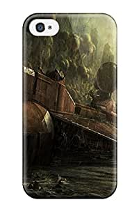 YY-ONE Star Wars Flip Case With Fashion Design For Iphone 4/4s