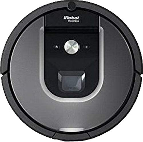 iRobot Roomba 965 W, 0 Decibelios, 0, negro: Amazon.es: Hogar