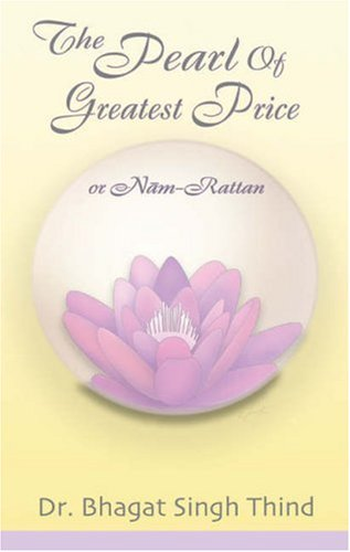 (The Pearl of Greatest Price)