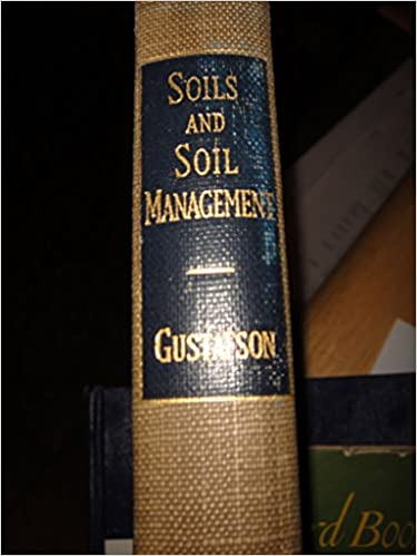 Soil Science Book Pdf