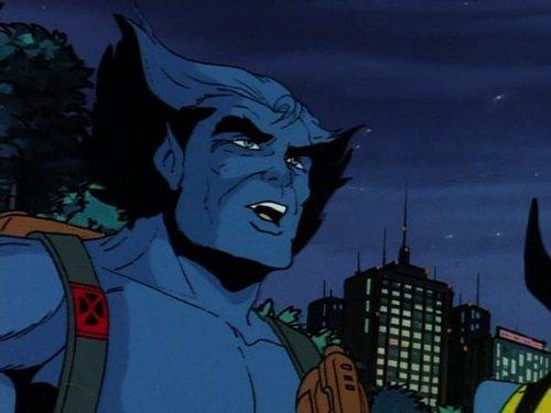 Dark Pheonix Saga Part 3: The Dark Pheonix (X Men The Animated Series Jean Grey)