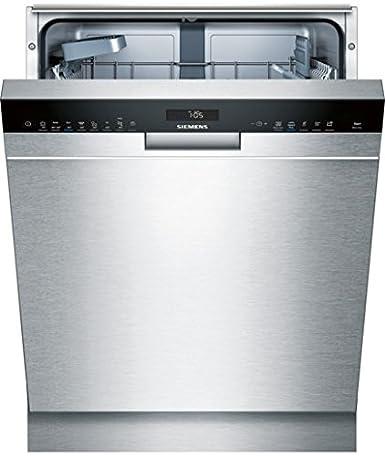 Siemens iQ500 SN458S00IE lavavajilla Semi-incorporado 13 ...