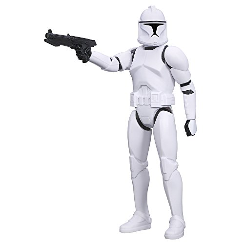 "Star Wars Clone Trooper 12"" Figure"
