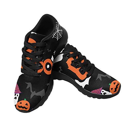 4 Design Sneaker InterestPrint Custom Running Women's xqfxwgBzX