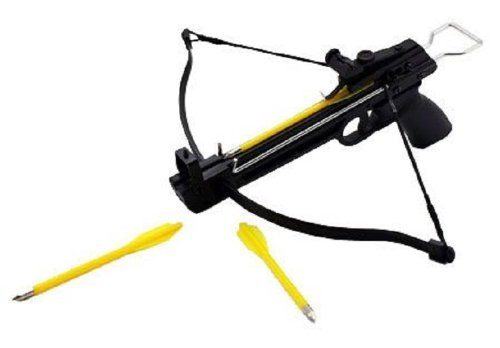 50-Pound Mini Crossbow with 3 Arrows, Small
