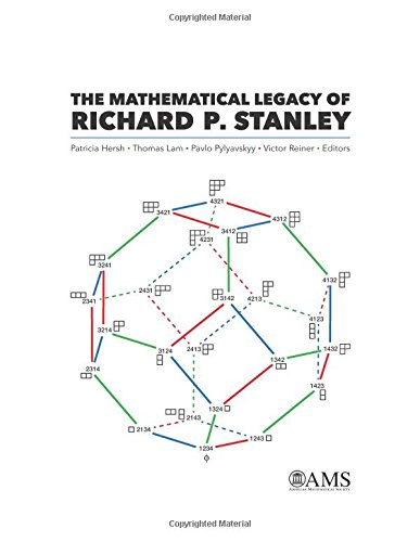 The Mathematical Legacy of Richard P. Stanley